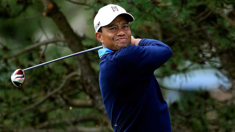 Tiger Woods: Two-shot penalty leaves him seven shots off the lead