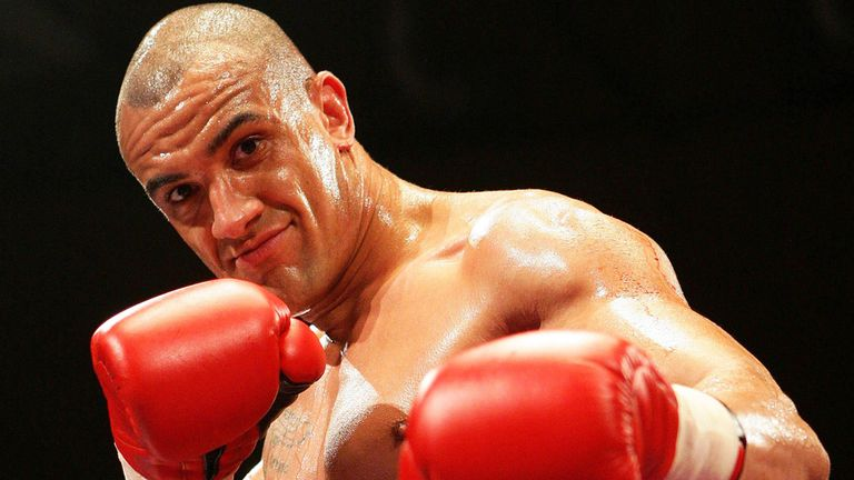 Richard Towers: Faces Lucas Browne in crucial heavyweight clash