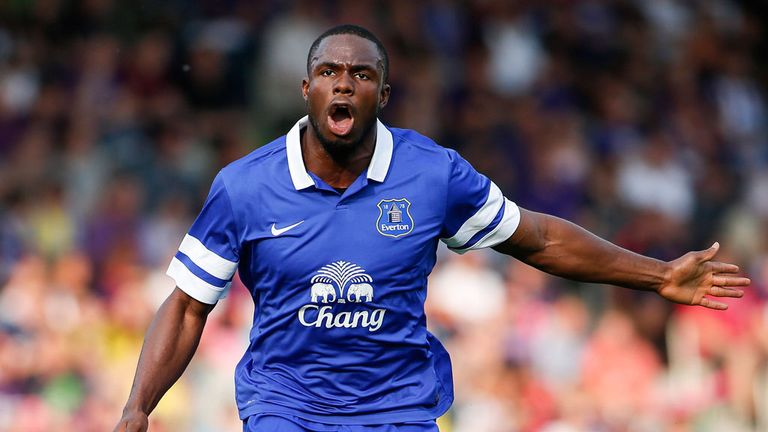 Victor Anichebe: Has signed a three-year deal with West Brom