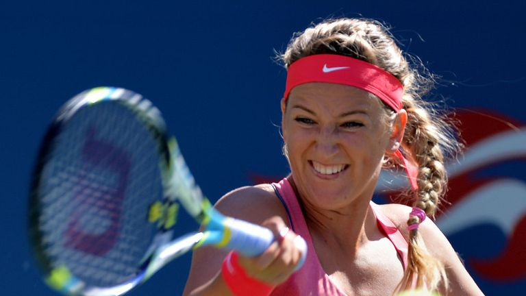 Victoria Azarenka: Will lock horns with Serena Williams in the final again