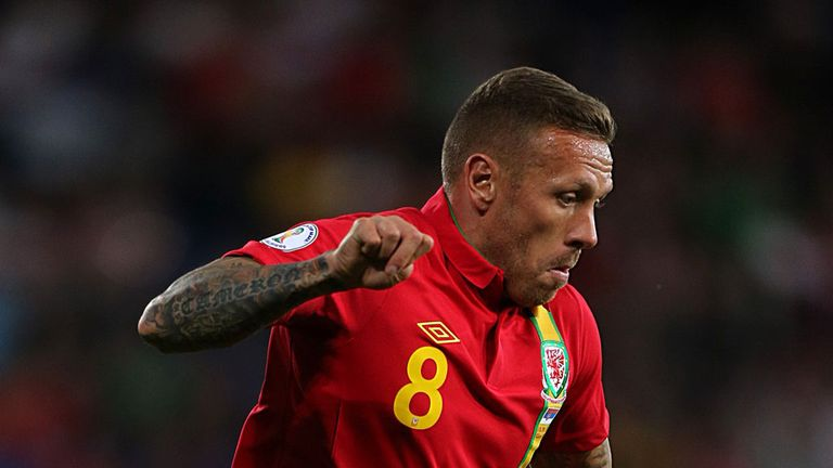 Craig Bellamy: Third on list of most-capped Wales players