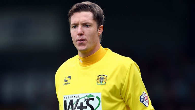 Wayne Hennessey: Remaining at Yeovil