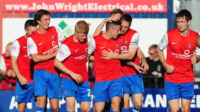 Wes Fletcher: On the scoresheet for York