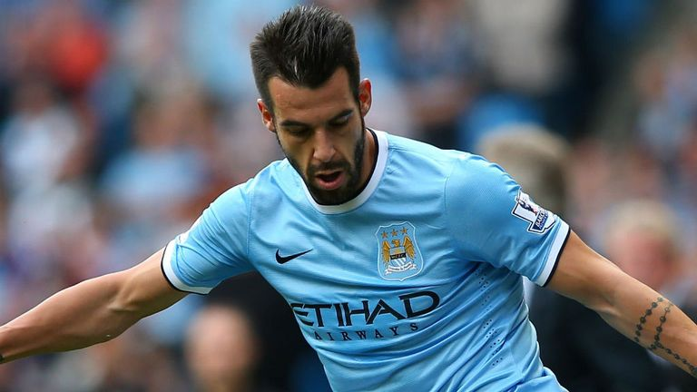 Alvaro Negredo: Two goals in his first three games for City