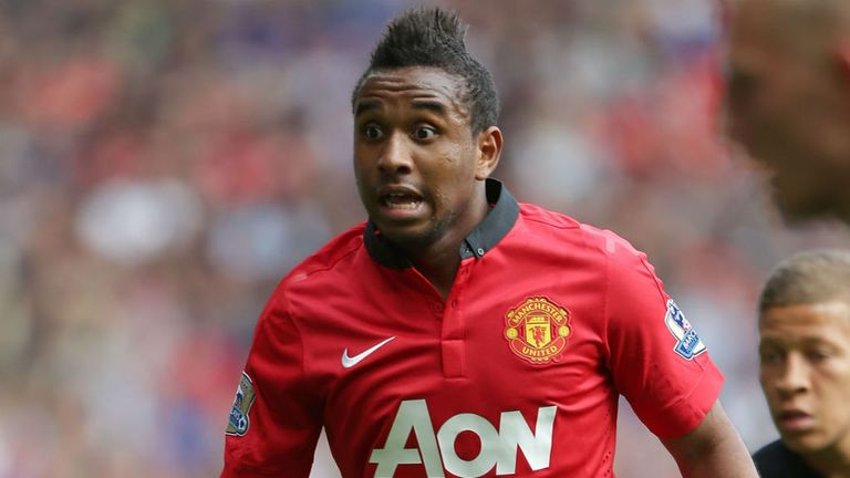 Anderson: Manchester United midfielder linked with Fiorentina