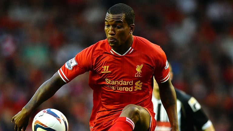 Andre Wisdom: Linking up with Derby on loan for the rest of the season
