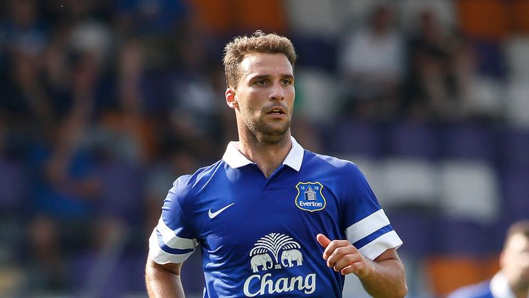 Apostolos Vellios: Everton striker may need to go out on loan