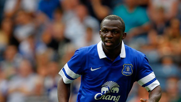 Arouna Kone: Long spell on sidelines for injured Everton striker