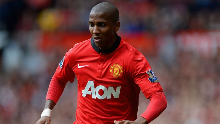 Ashley Young: Looking forward to seeing Juan Mata at Old Trafford