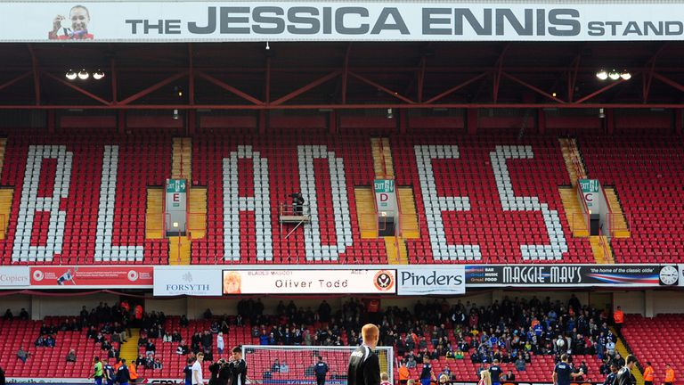 Sheffield United: Offer challenge for new co-chairman