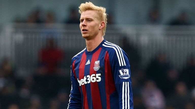 Brek Shea: Back at Stoke and looking for game time