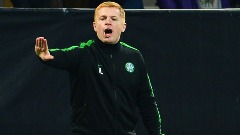 Neil Lennon: Delighted with Celtic win over St Johnstone