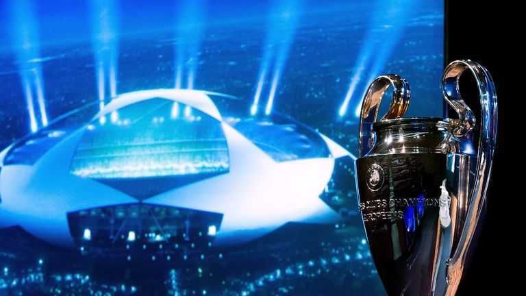 Champions League Draw: live on Sky Sports News HQ from 4.30pm