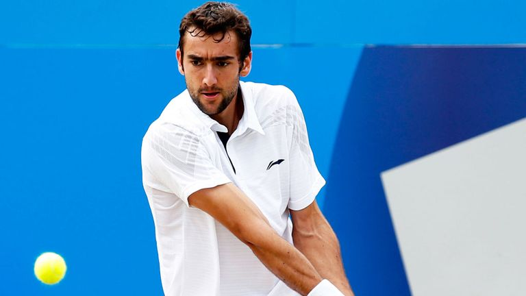 Marin Cilic: Tested positive for banned stimulant