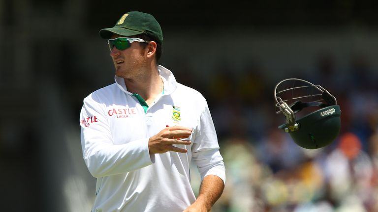 Graeme Smith: Sidelined since having ankle surgery in May