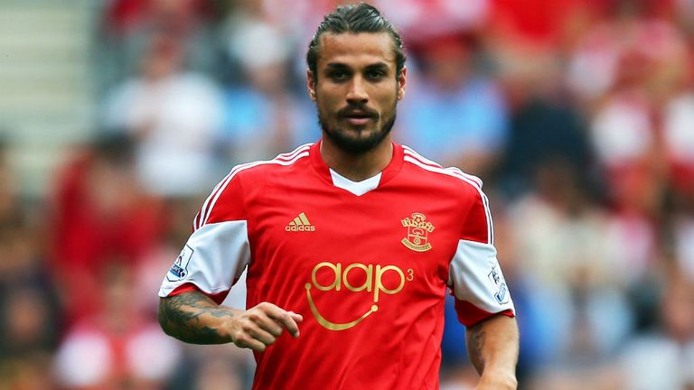 Dani Osvaldo: Suspended by Southampton after training ground incident