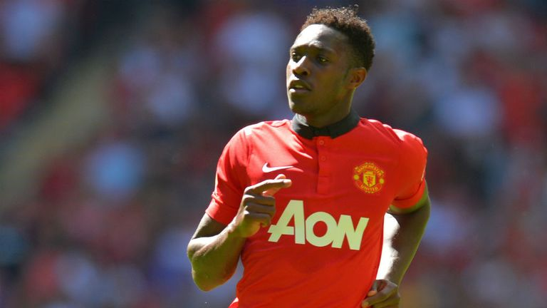 Danny Welbeck: Not on the plane to Spain