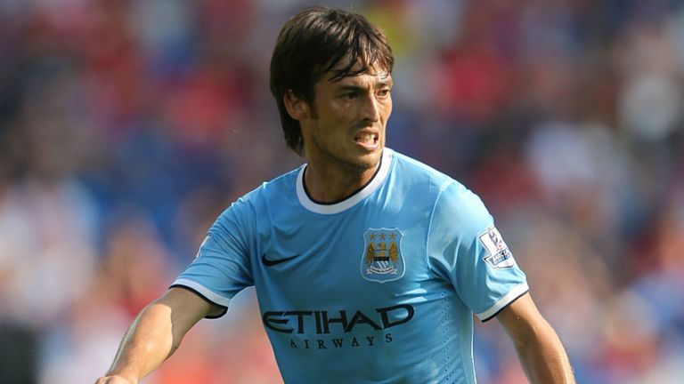 David Silva: Set to return from injury