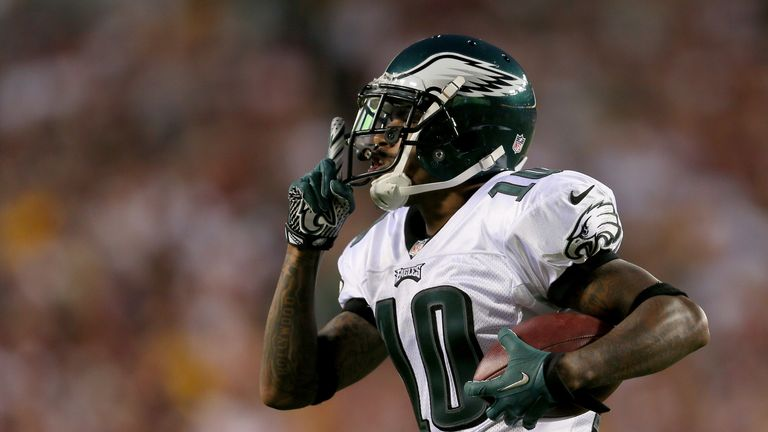 DeSean Jackson left the Philadelphia Eagles amid concerns over his off-field activity