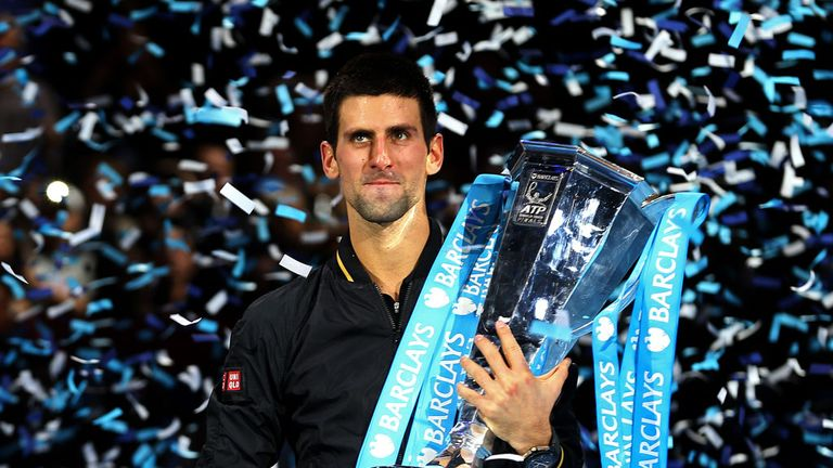Novak Djokovic: Won at the O2 last year