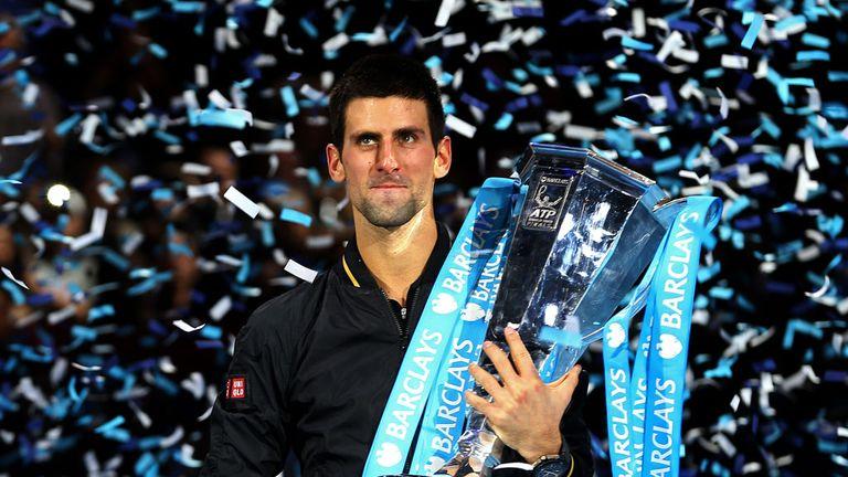 Novak Djokovic: Won at the O2 last year
