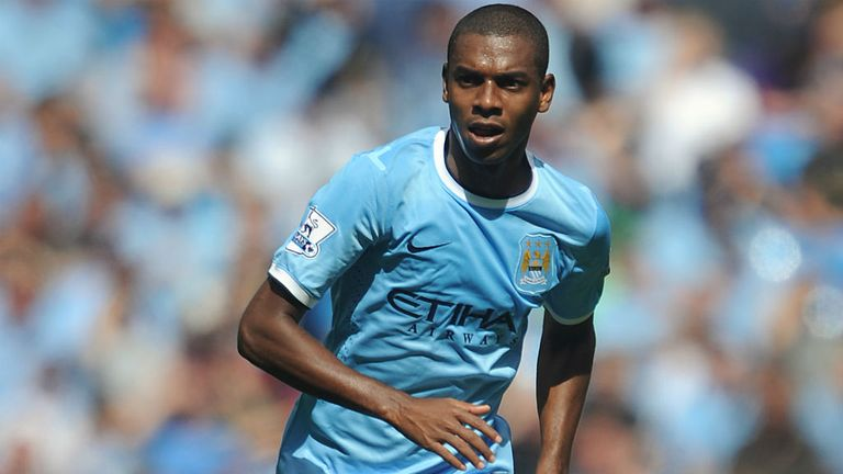Fernandinho: Hoping to win his place back in the Brazil squad