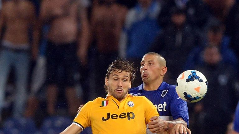 Fernando Llorente: Set to battle for Juventus place