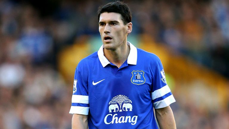 Gareth Barry: Enjoying his loan spell at Everton