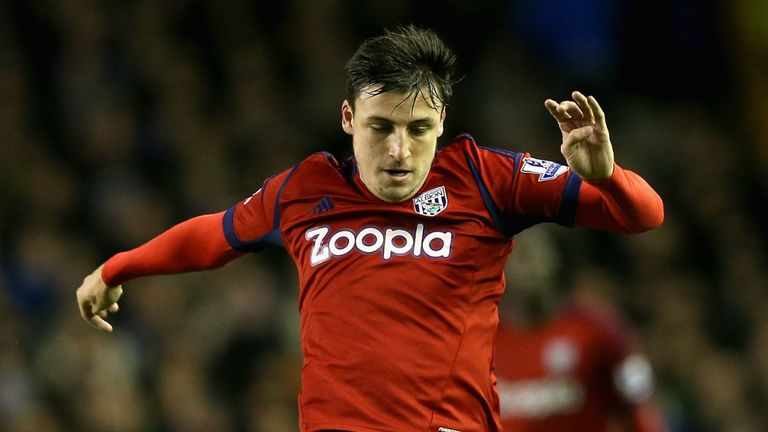 George Thorne: West Brom midfielder is eager to prove his credentials