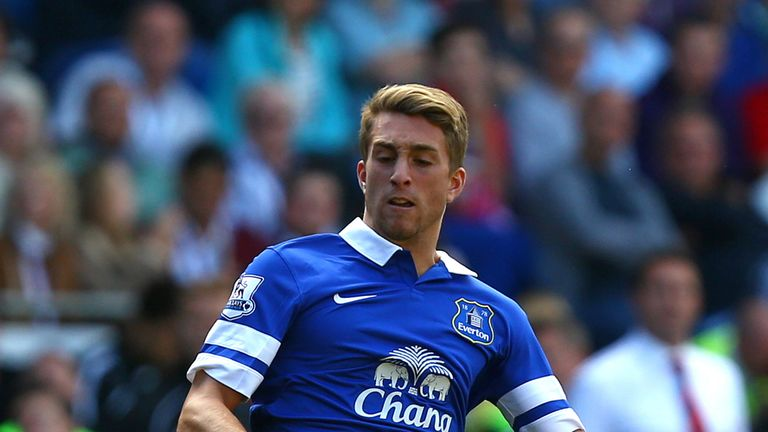 Gerard Deulofeu: Everton youngster had a fine game against Fulham