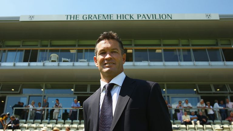 Graeme Hick: The high performance coach at Cricket Australia's centre of excellence