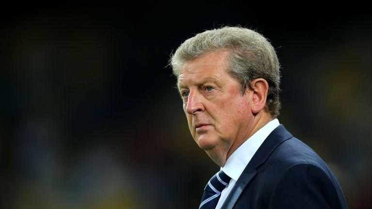 Roy Hodgson: Happy with Jack Wilshere
