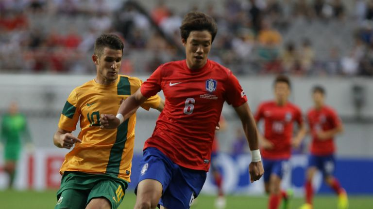 Jeong-Ho Hong: Has completed his move to FC Augsburg from Jeju United