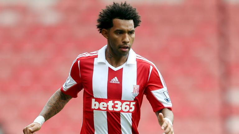 Jermaine Pennant: Delighted to be given a second chance by Stoke City