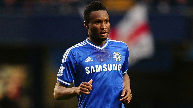 John Obi Mikel: Looking forward to facing Didier Drogba