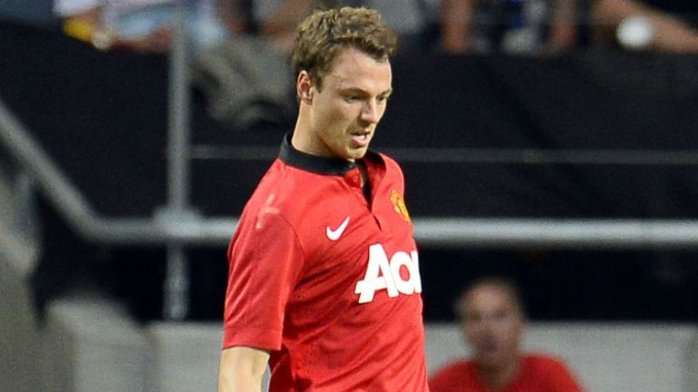 Jonny Evans feels Manchester United must be more patient