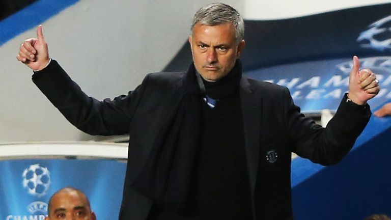 Jose Mourinho: Chelsea boss says there is no need to panic just yet