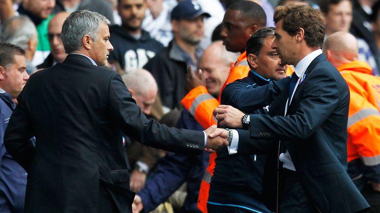 Jose Mourinho: Sympathy for Andre Villas-Boas