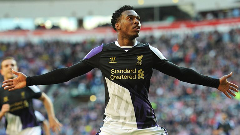 Daniel Sturridge: Delighted with a hard-fought win over Sunderland