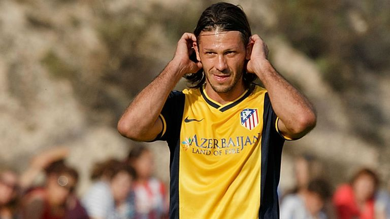 Martin Demichelis: Eyeing his City debut against West Ham