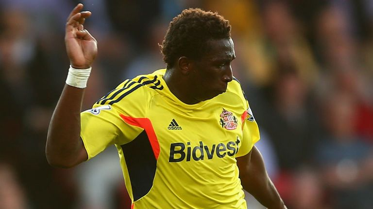 Modibo Diakite: Limited appearances with Sunderland