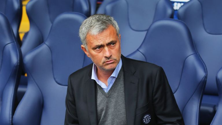 Jose Mourinho: Wants the authorities to act on diving