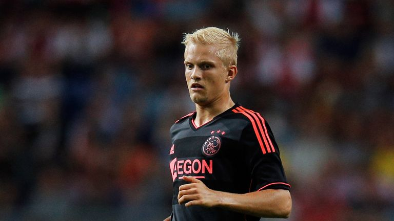 Nicolai Boilesen: Ajax defender happy to be back to fitness