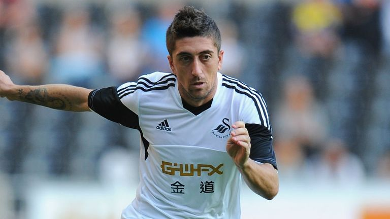 Pablo Hernandez: Back to fitness and looking forward to facing Cardiff