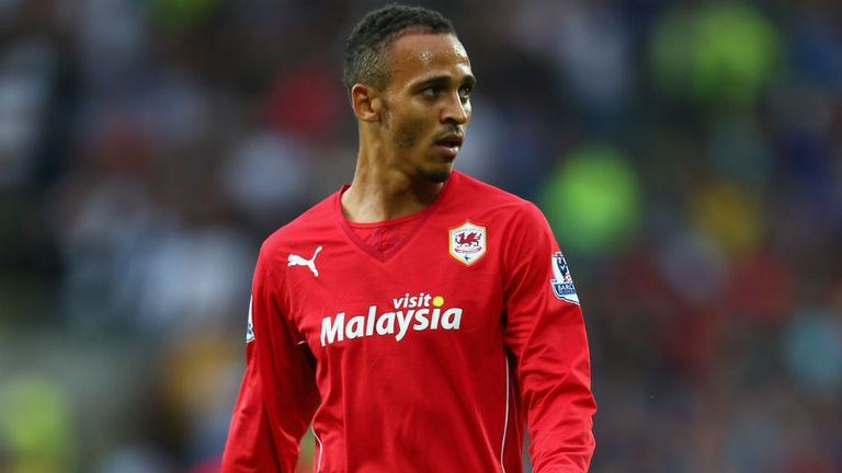 Peter Odemwingie: Cardiff striker set to face his former club West Brom