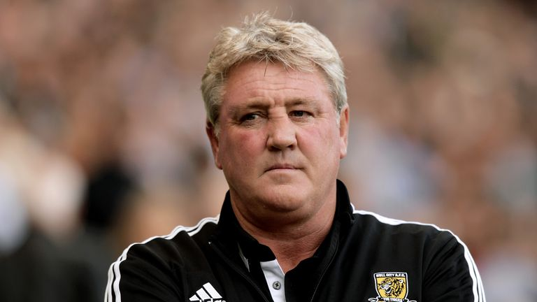 Steve Bruce: Wary of allowing a good start to the season