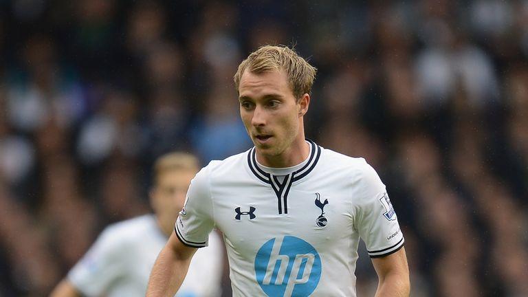 Christian Eriksen: Classy debut for Tottenham