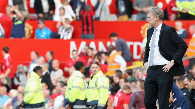 David Moyes: Vows to put things right