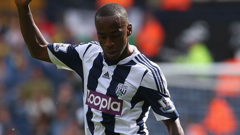 Saido Berahino: In talks over a new deal at West Brom