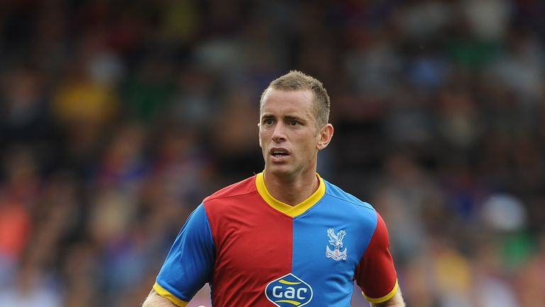 Aaron Wilbraham: Released by Crystal Palace at the end of his contract